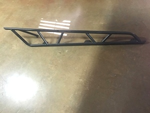 RzR 1,000 4 seater tree bars